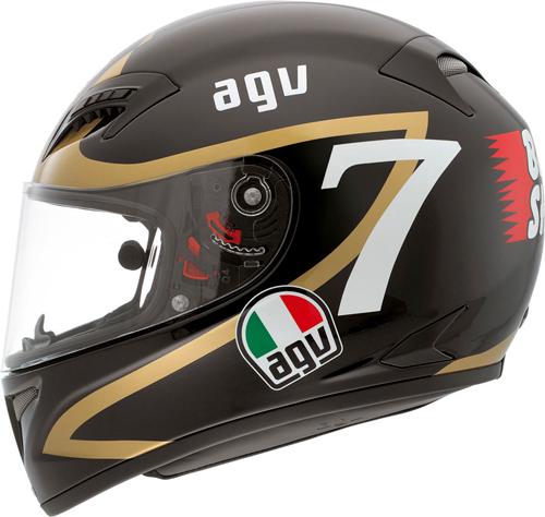 Agv Grid Replica Barry Sheene full-face helmet