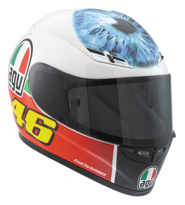 Casco moto Agv GP-Tech Limited Edition Valentino's Eye