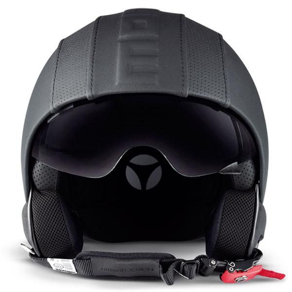 Momo Design Jet Helmet Hero Black