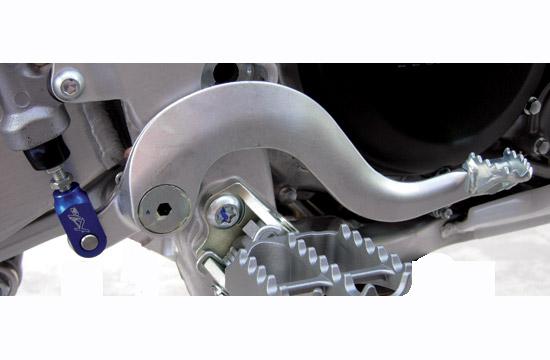 Tirante freno posteriore Kite Honda Rosso