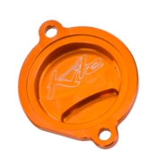 Coperchio filtro olio Kite KTM Arancio