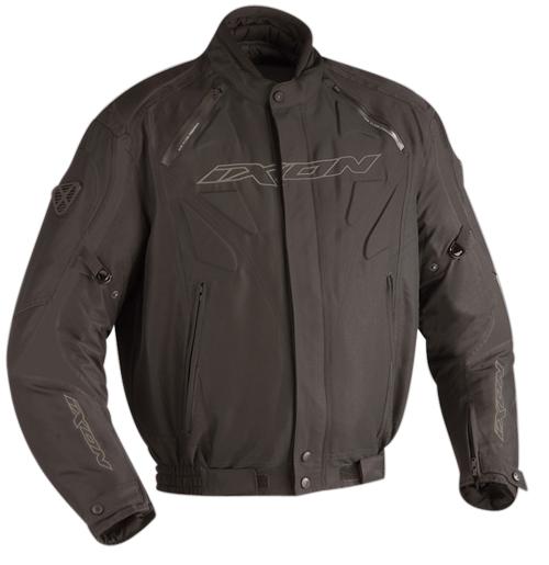 Ixon SHURIKAN RACE winter jacket Black - Confort Sizes