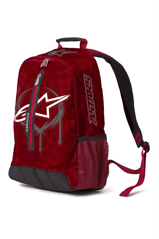 Alpinestars Perform Daredevpack red