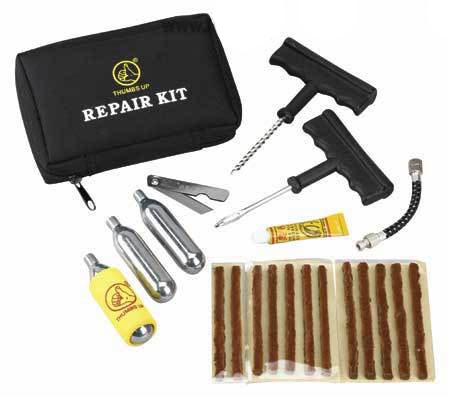 x Tyre repair set
