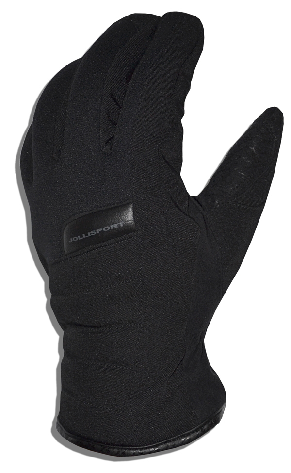 Softshell Gloves Jollisport Simon Black