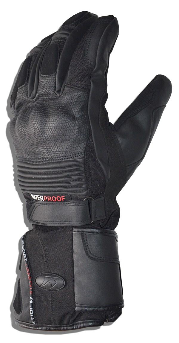 Jollisport Crocs Winter Gloves Black