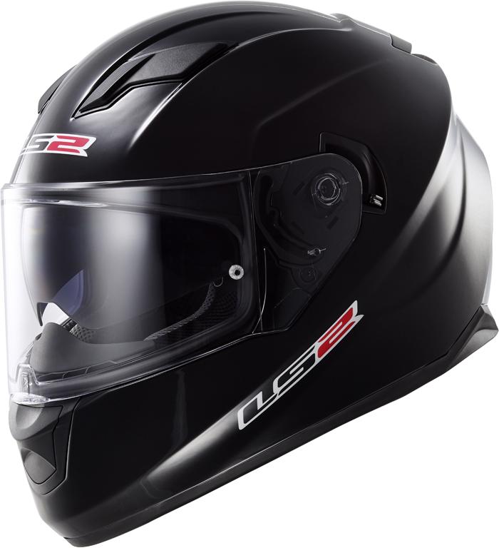 LS2 FF320 Stream full face helmet Black