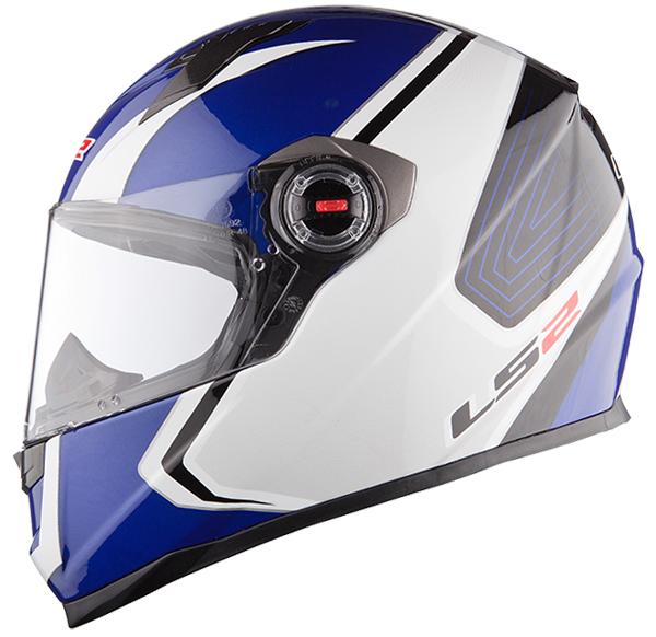 Full face helmet LS2 FF322 Corsa Blue