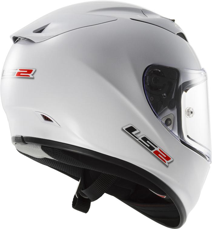 LS2 FF323 Arrow R full face helmet White