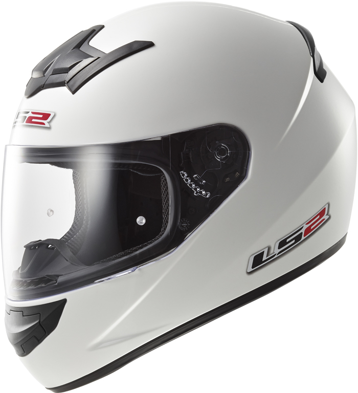 LS2 FF352 Rookie full face helmet White