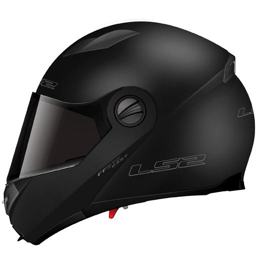 LS2 FF370 Easy full face helmet Matt Black
