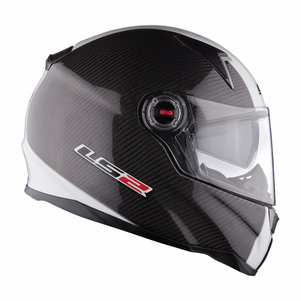 Full face helmet LS2 FF396 CT2 Mono TT Carbon fiber
