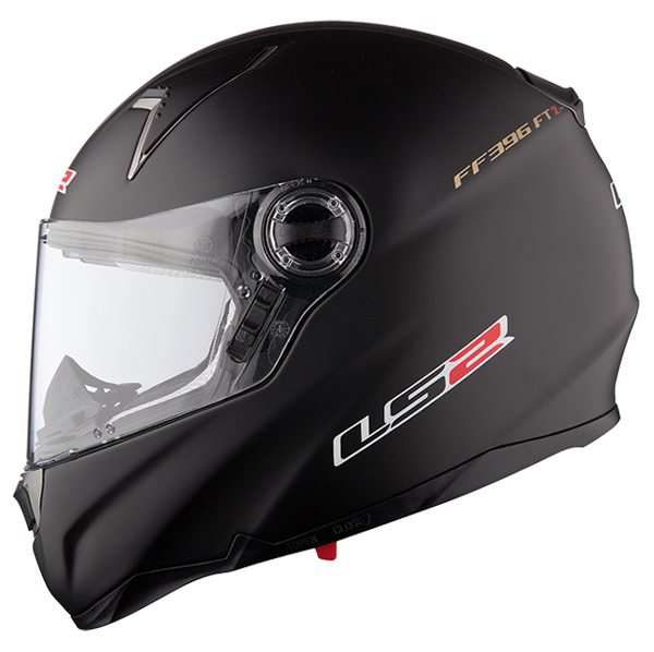 Full face helmet LS2 FF396 FT2 Single Mono Matte Black
