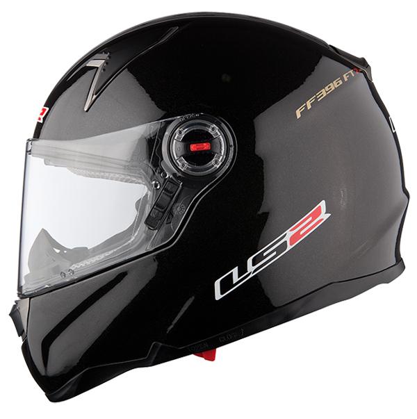 Full face helmet LS2 FF396 FT2 Single Mono Black
