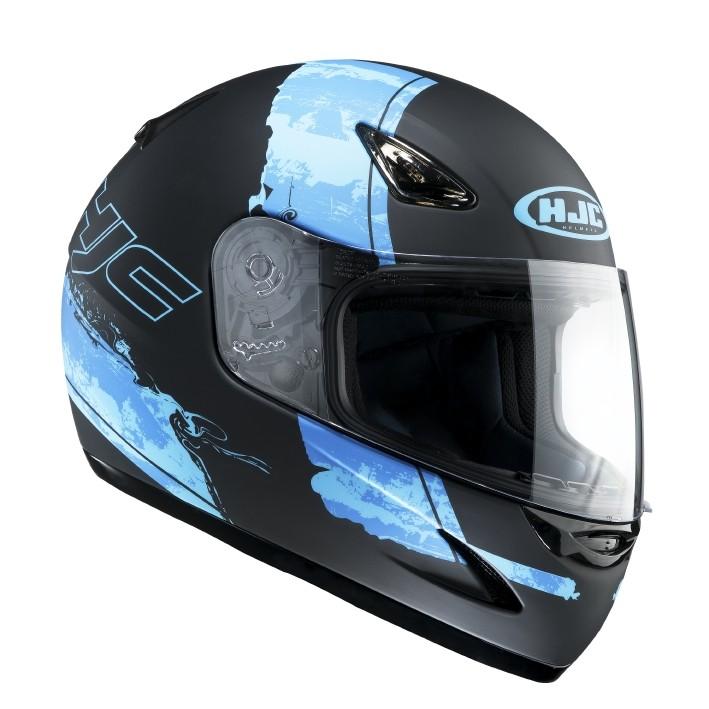 HJC CS14 full face helmet Paso MC2F