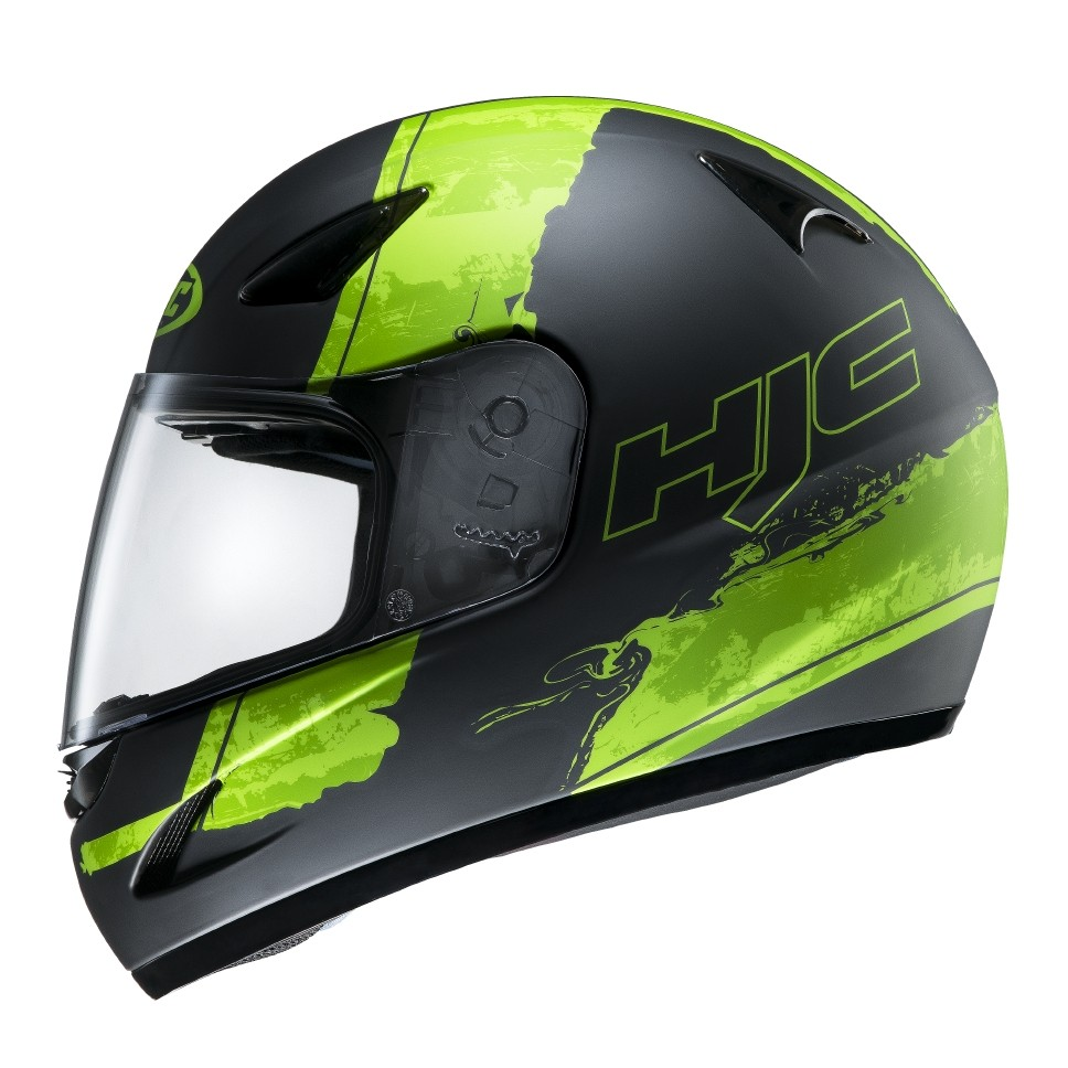 HJC CS14 full face helmet Paso MC4F