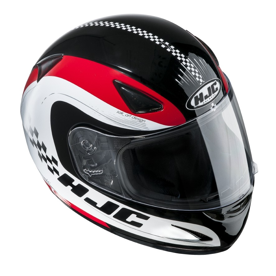 HJC CS14 full face helmet Checker MC1