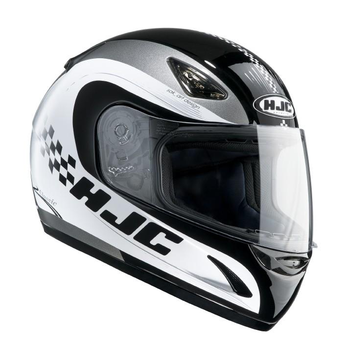 HJC CS14 full face helmet Checker MC5