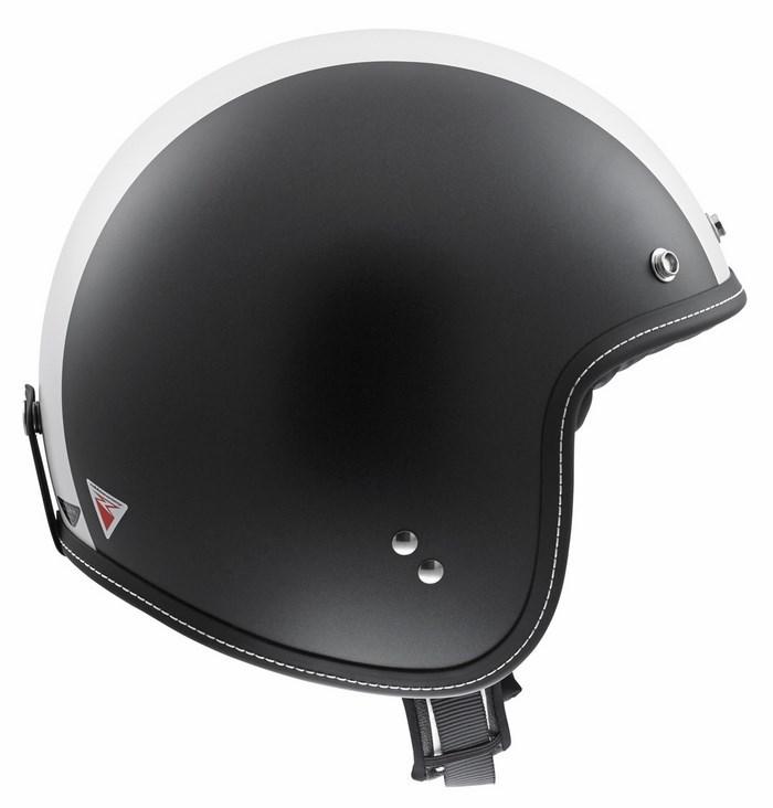 Agv City Rp-60 Multi Royal helmet black-white