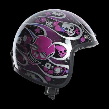 Agv City Rp-60 Multi Skully jet helmet