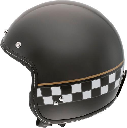 Agv RP60 Multi Cafe Racer demi-jet helmet black