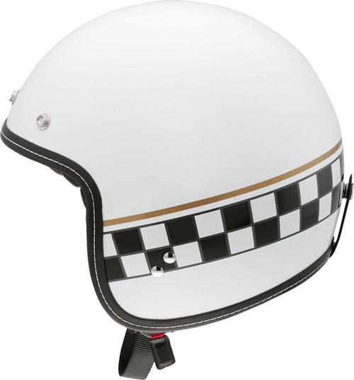 Casco moto Agv RP60 Multi Cafe Racer bianco