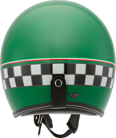 Agv RP60 Multi Cafe Racer demi-jet helmet green