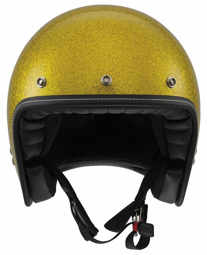 Agv City Rp-60 Mono Metal Flake gold helmet
