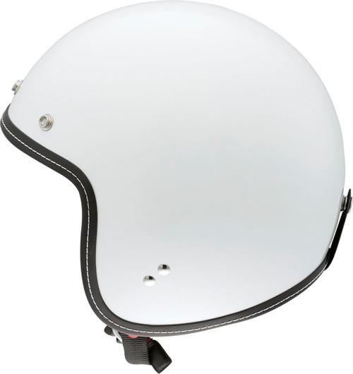 Agv RP60 Mono demi-jet helmet white