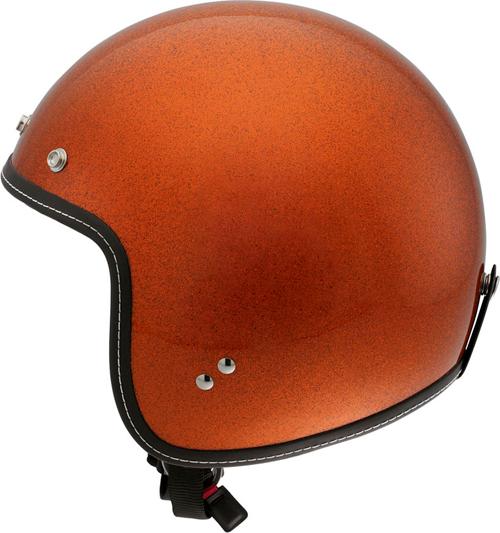 Casco moto Agv RP60 Mono Metal Flake arancio