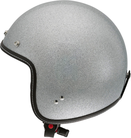 Casco moto Agv RP60 Mono Metal Flake silver