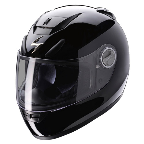 Scorpion Exo 750 Air full face helmet Black
