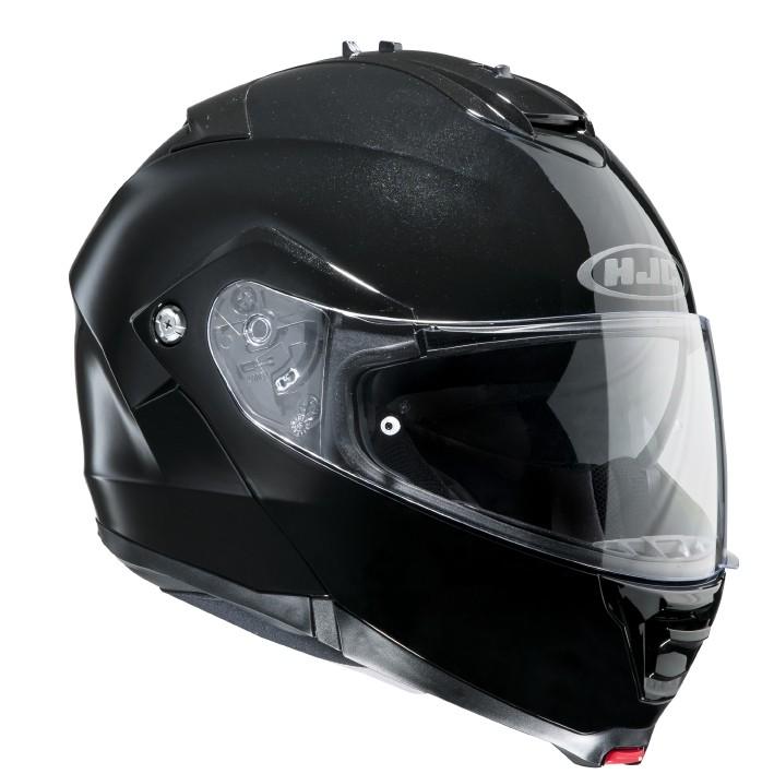 HJC ISMAX II flip off helmet Black