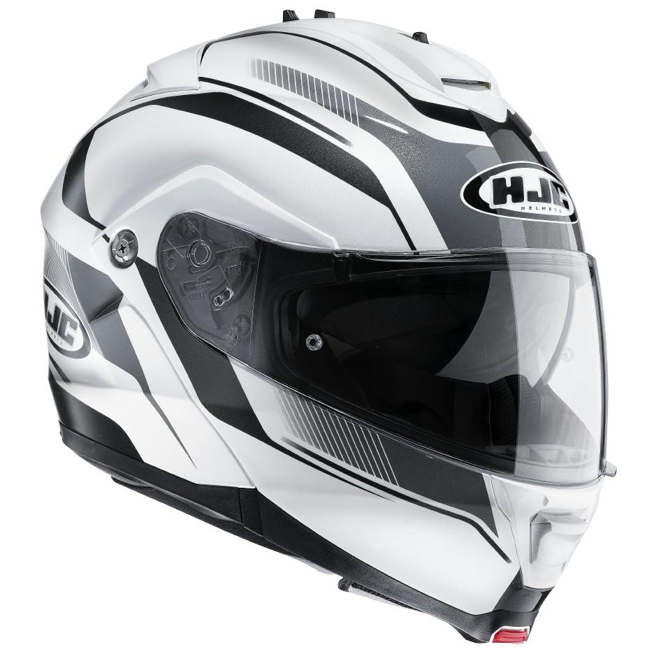 HJC ISMAX II flip off helmet Elements MC10
