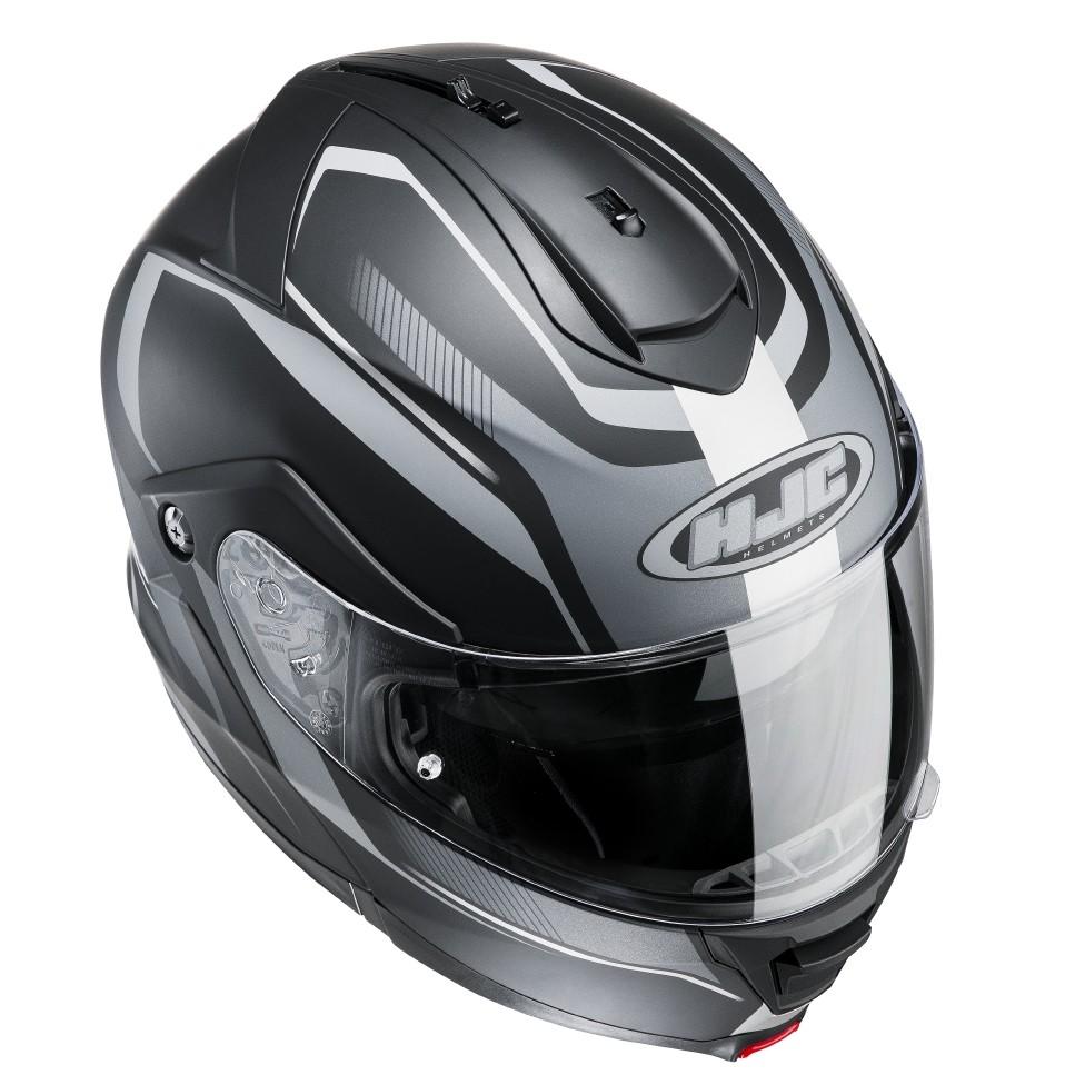 HJC ISMAX II flip off helmet Elements MC5F
