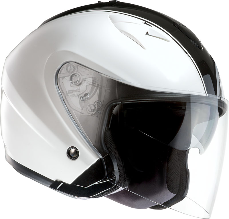 Casco jet HJC IS33 MK II MC5