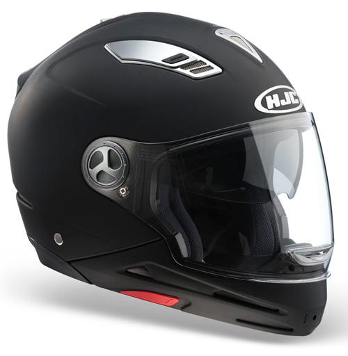 HJC SMULTI all in one modular helmet Matt Black