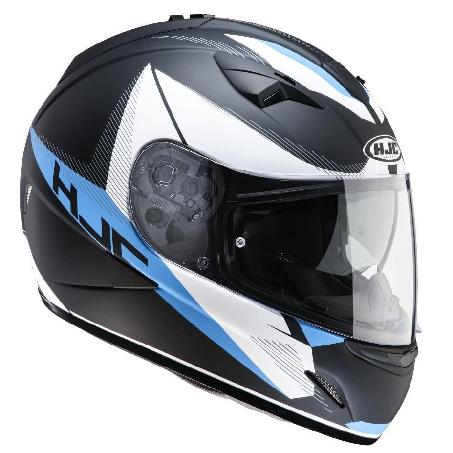 HJC TR1 full face helmet Revolt Mc2F
