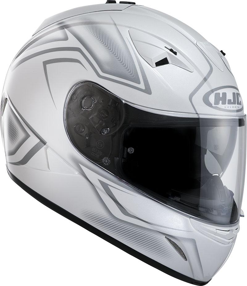 HJC full face helmet TR-1 Sig MC10