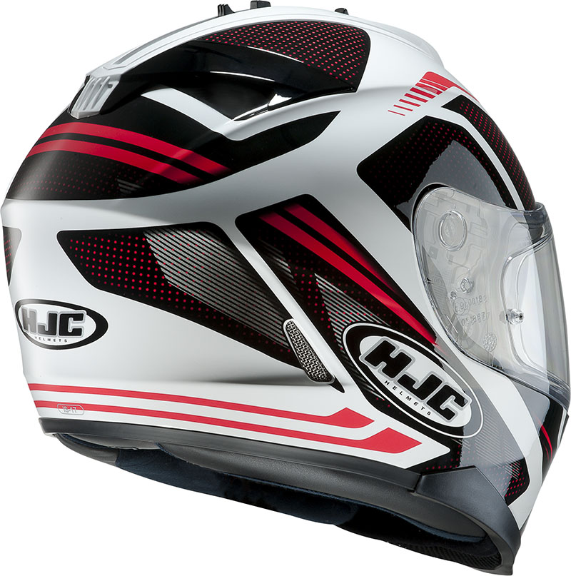 Full face helmet HJC IS17 Spark MC1