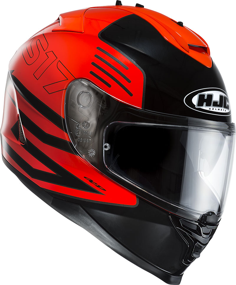 Full face helmet HJC IS17 Genesis MC6