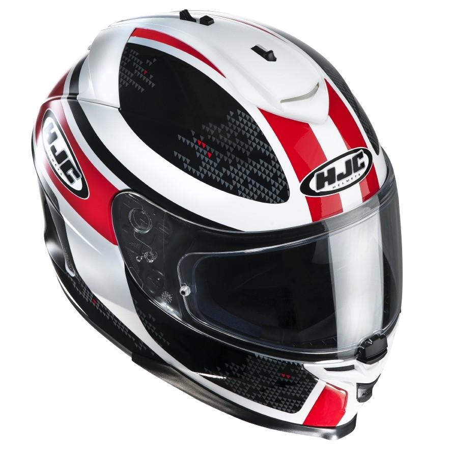 HJC IS17 full face helmet Paru MC1