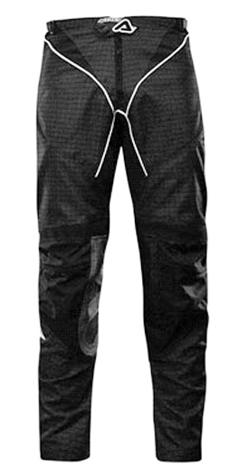 Acerbis KORP off road trousers Black
