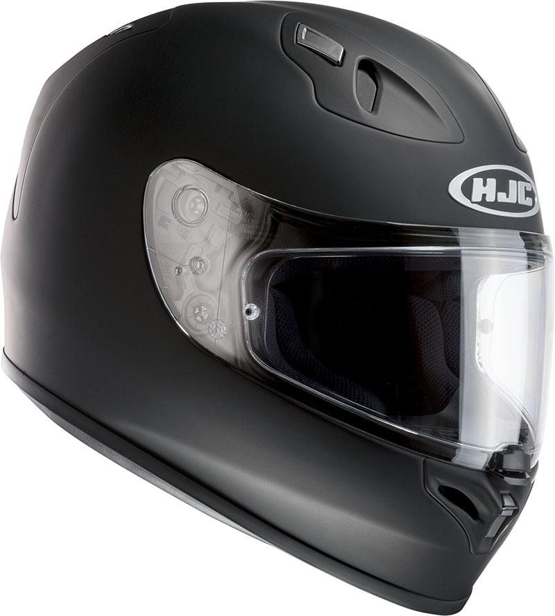 Full face helmet HJC FG17 Matte Black