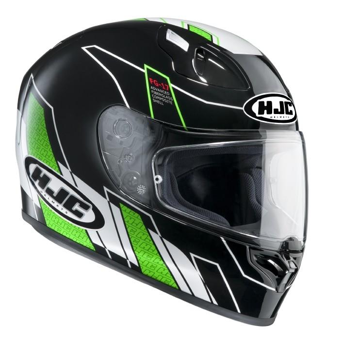 HJC FG17 full face helmet Zodd Mc4
