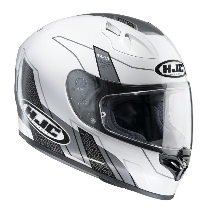 HJC FG17 full face helmet Zodd MC10