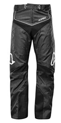 Acerbis BAGGY KORP off-road trousers Black