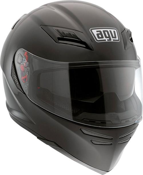 Agv Horizon Mono full-face helmet black