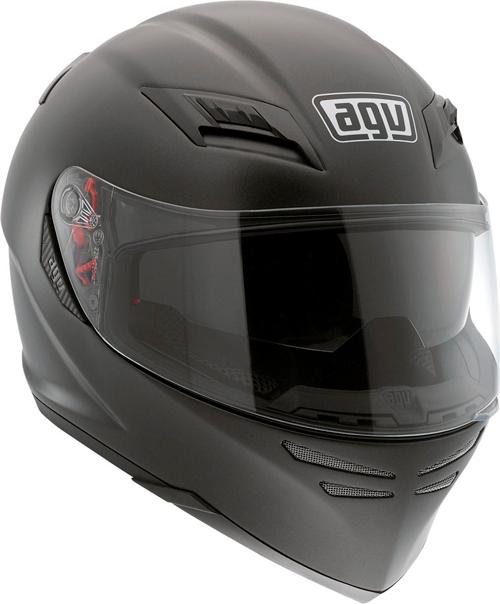 Agv Horizon Mono full-face helmet matt black