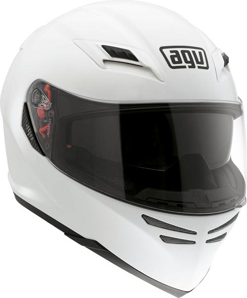 Casco moto Agv Horizon Mono bianco
